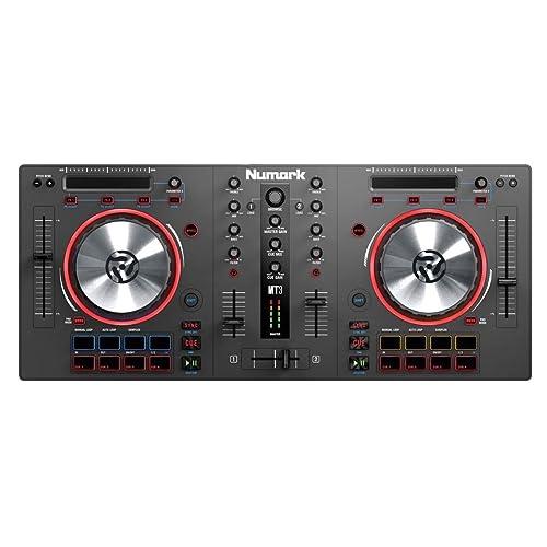 DJ Controller Virtual DJ: Amazon com