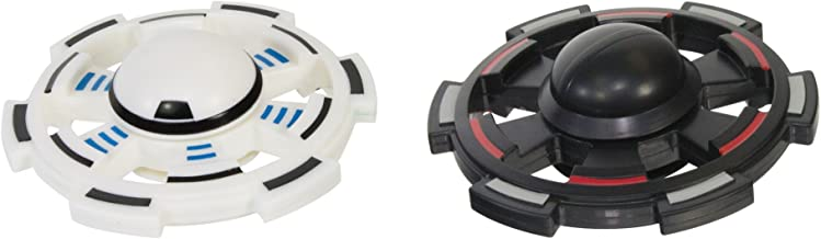 Basic Fun Fijix Deluxe Spinner 2 Pack Darth Vader & Storm Trooper
