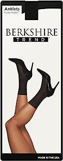 Berkshire womens Plus-size Cozy Hose Anklet Socks Pantyhose