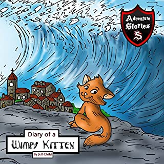Diary of a Wimpy Kitten cover art