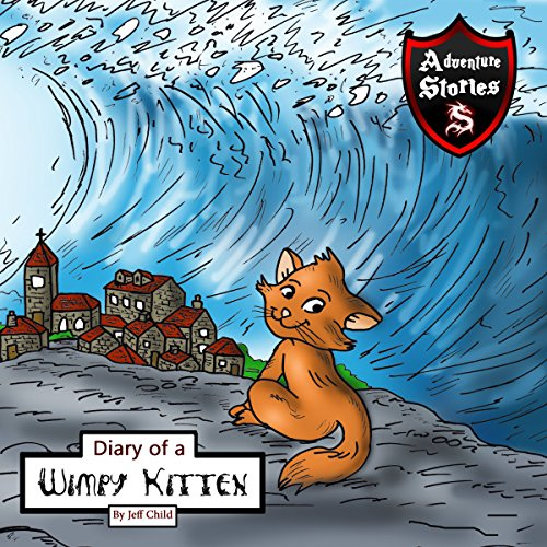 Diary of a Wimpy Kitten audiobook cover art