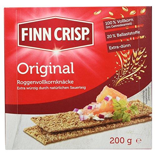 Finn Crisp Original, Roggenvollkornknäcke, 200g