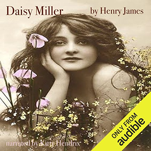 Daisy Miller cover art