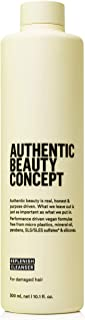 Authentic Beauty Concept Replenish Cleanser   Shampoo   Damaged Hair   Nourishes & Strengthens Hair   Vegan & Cruelty-free...