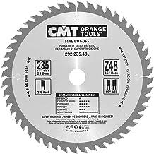 CMT Orange Tools 292.235.48L - Sierra circular 235x2.8x25 z 48 atb 15 grados
