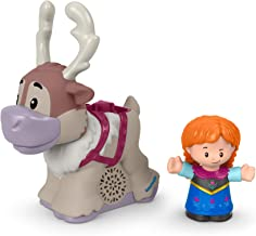 Fisher-Price Disney Frozen Anna & Sven by Little People