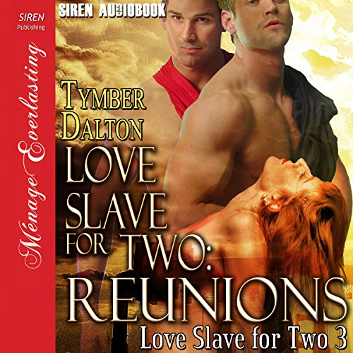 Love Slave for Two: Reunions audiobook cover art