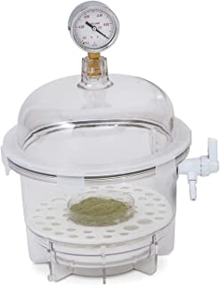 Best glass desiccator sizes Reviews