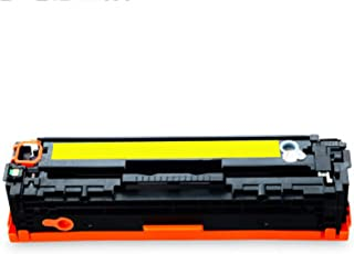 Compatible Toner Cartridge Replacement for HP CF540A for HP Color LaserJet M254dw M254nw M281fdn M281fdw Printer With Chip...
