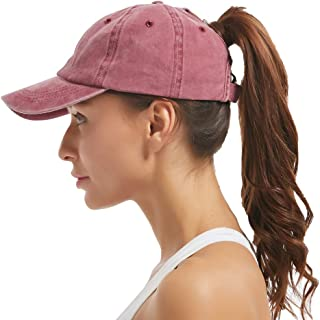 Best ponytail baseball hats Reviews
