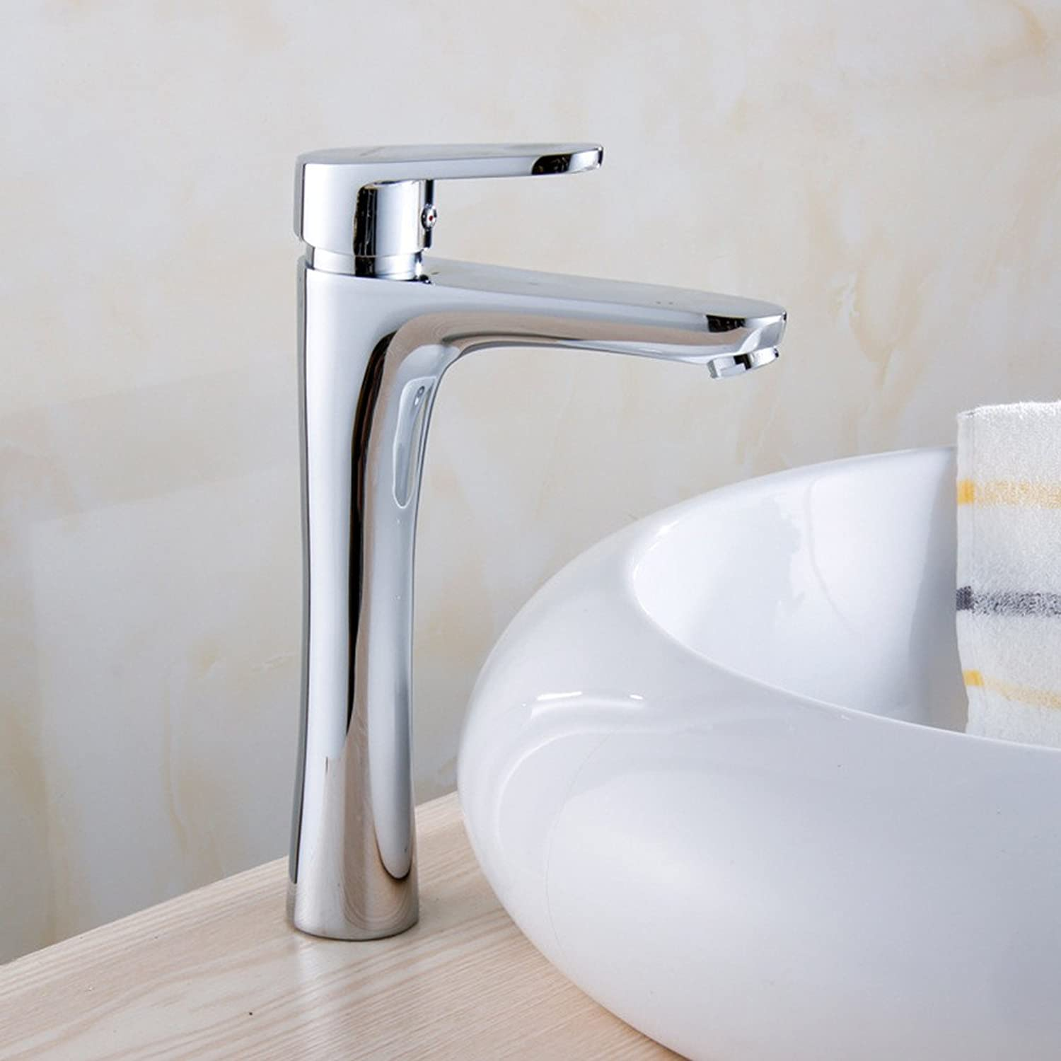 Hlluya Professional Sink Sink Sink Mixer Tap Kitchen Faucet Hot and cold water on tap basin faucet plus high-basin mixer 2677d2