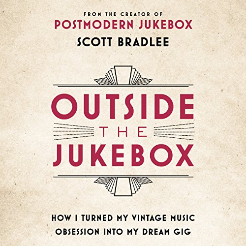 Outside the Jukebox audiobook cover art