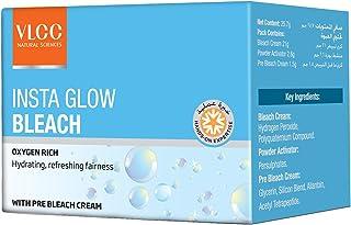 VLCC Insta Glow Oxy Bleach, 25.1gms