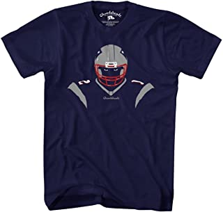 New England Angry Silhouette T-Shirt