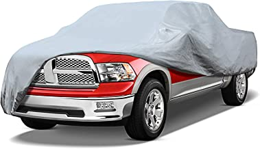 Leader Accessories Xtreme Guard 5 Layers Pick up Truck Car Cover Waterproof Breathable Outdoor Indoor (Pick up Truck up to 20'8