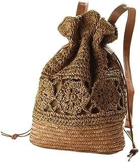 Amazon.es: Bolsos A Crochet - Marrón