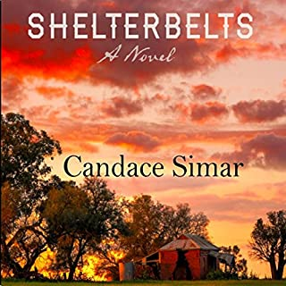 Shelterbelts audiobook cover art