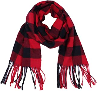 Kids Scarf Warm Shawls Scarves Parent-child Scarf Womens...