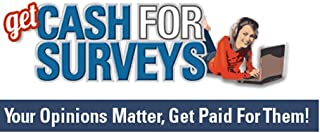 Get Money Online For Surveys - Work From Home Taking Surveys