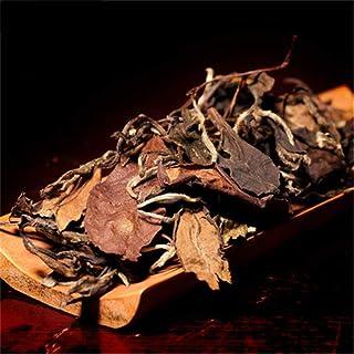 Fuding Shoumei White Tea プーアル茶りょくちゃ緑茶中国茶飲料茶葉お茶 250g (0.55LB) Old Tree GREAT Gift TEA Natural food TEA White Peony Tea Gree...