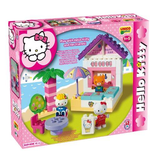 Androni–8669hk–Jouet de Premier Age–Das Snack Strand–Hello Kitty