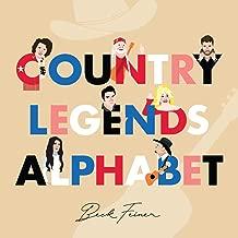 Country Legends Alphabet Book   Children's ABC Books by Alphabet Legends™