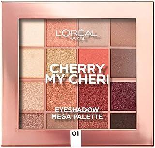 L'Oréal Paris Paradis Oogschaduw 16 kleuren Cherry My Cherie