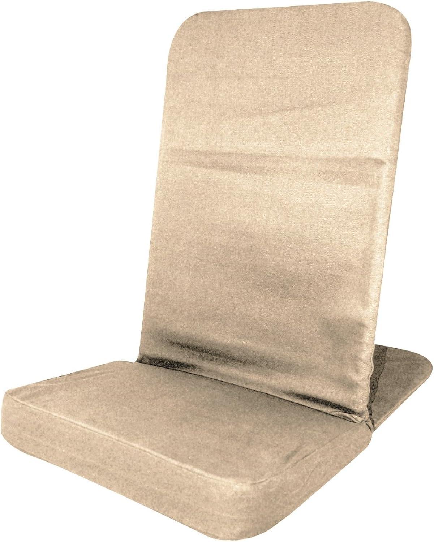Back Jack Floor Chair (Original BackJack Chairs)  Standard Size (Sand)