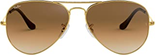 Ray-Ban unisex-adult Rb3025 Aviator Classic Gradient Sunglasses Aviator Sunglasses
