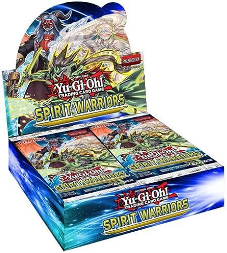 Yu Gi Oh. 15277Spirit Warriors Boîte de 24Booster Packs