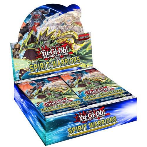 YU-GI-OH! 15277 Spirit Warriors - Confezione da 24 Buste