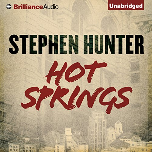 Hot Springs audiobook cover art