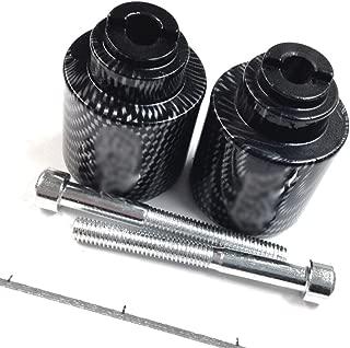 1 par de empu/ñaduras de goma para motocicleta 7//8 22 mm para Honda CBR 600 F3 F4i 900 929 954 1000 RR//Yamaha FZR YZF 600 600R R1 R6 R6S NBX