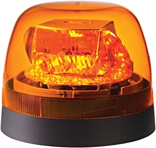 Federal Signal 262650-02 Amber Dome Class 1 SLR LED Beacon (Permanent/Pipe Mount)