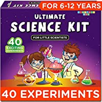 Einstein Box Science Experiment Kit | Chemistry Kit Toys for Boys and Girls Aged 6-12 Years | Birthday Gift Set for...