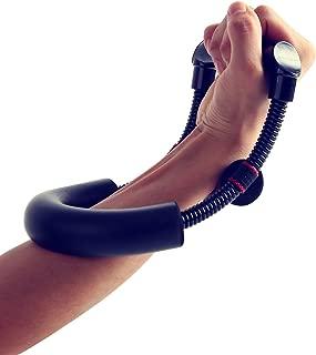 Sportneer Wrist Strengthener Forearm Exerciser Hand Developer Strength Trainer for Athletes, Fitness Enthusiasts, Professionals