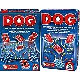 Schmidt Spiele 49201 Dog, Den letzten beissen die Hunde, Familienspiel & 51428 Dog, Bring Mich mit...