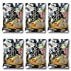 【新商品】北海道塩ラーメン 70g×6個 本物志向 熟成乾燥麺