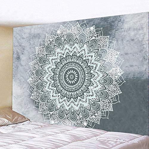 Tapiz de mandala bohemio, tapiz de elefante indio rosa, colgante de pared, decoración del hogar, paño de pared, tapiz de fondo, manta A3 73x95cm