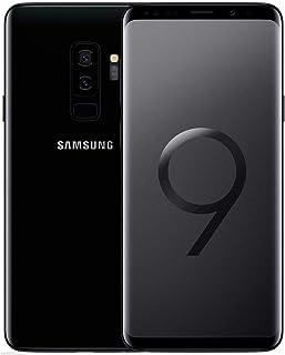 Samsung Galaxy S9+ Dual Sim - 64GB, 6GB RAM, 4G LTE, Midnight Black - Middle East Version