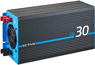ECTIVE 3000W 24V omvormer naar 230V met een zuivere sinus CSI 30 met acculader, NVS- en UPS-functie
