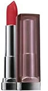 Maybelline New York Color Sensational Creamy Matte Lip Color, Rich Ruby 0.15 oz (Pack of 2)