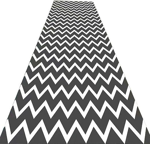 LYQZ Les Tapis Peuvent être fabriqués sur Mesure avec Un Tapis d'escalier et de Cuisine de Salon (Couleur   A, Taille   1  2m)