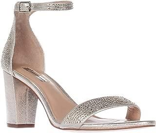 Kivah Block-Heel Dress Sandals