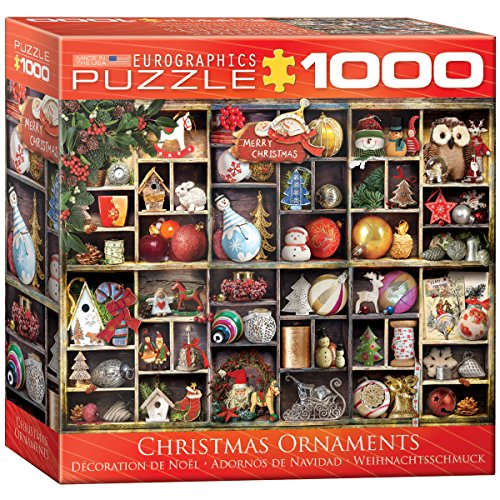 Eurographics 8000-0759 - Puzzle tamaño pequeño