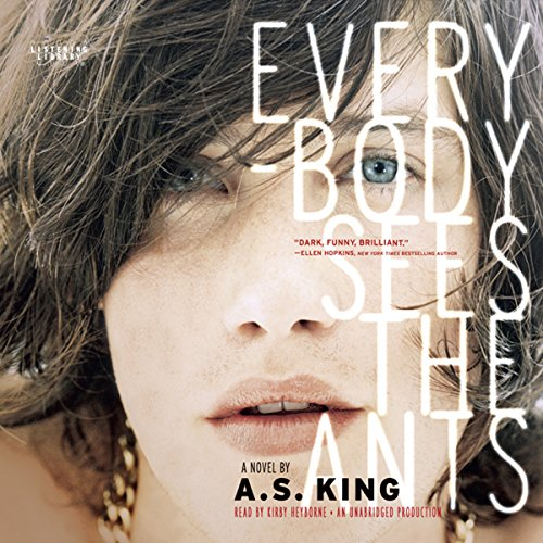 Everybody Sees the Ants audiobook cover art