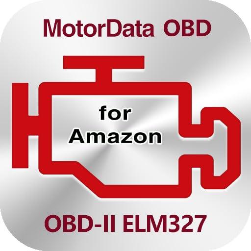 MotorData OBD Car Diagnostics ELM OBD2 scanner product image