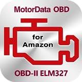 MotorData OBD Car Diagnostics. ELM OBD2 scanner