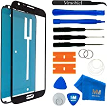 MMOBIEL Front Glass Replacement Compatible with Samsung Galaxy Note 2 (Black) Display Touchscreen incl Tool Kit