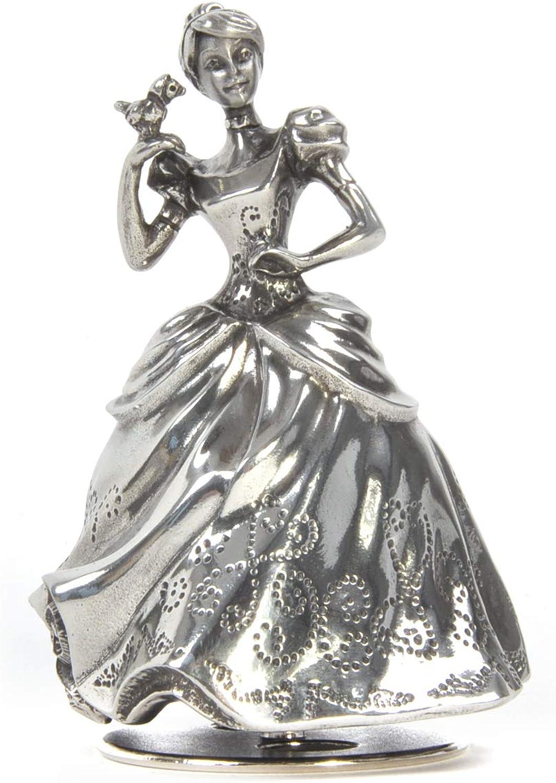 Aschenputtel - Disney Princess Skulptur von Royal Selangor 016309R